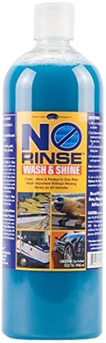 Pressure Washer Car Soap symbolic image