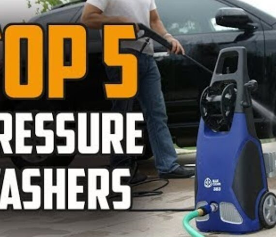 Best Pressure Washer for Cars and Buying Guide