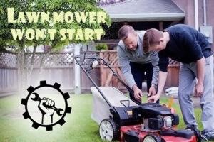 Lawn Mower fix