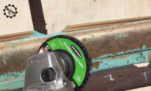 paint removal Uses For An Angle Grinder