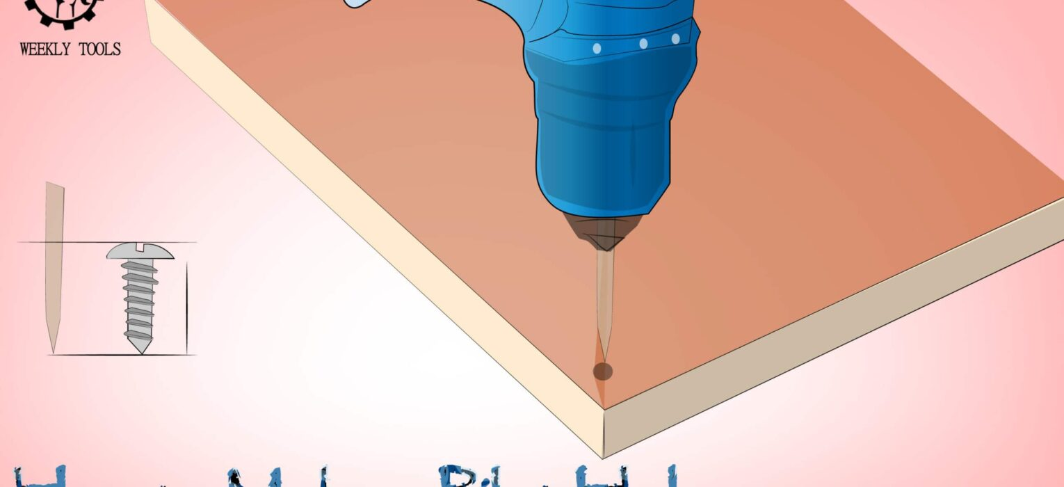How To Drill A Pilot Hole | Easy Solution