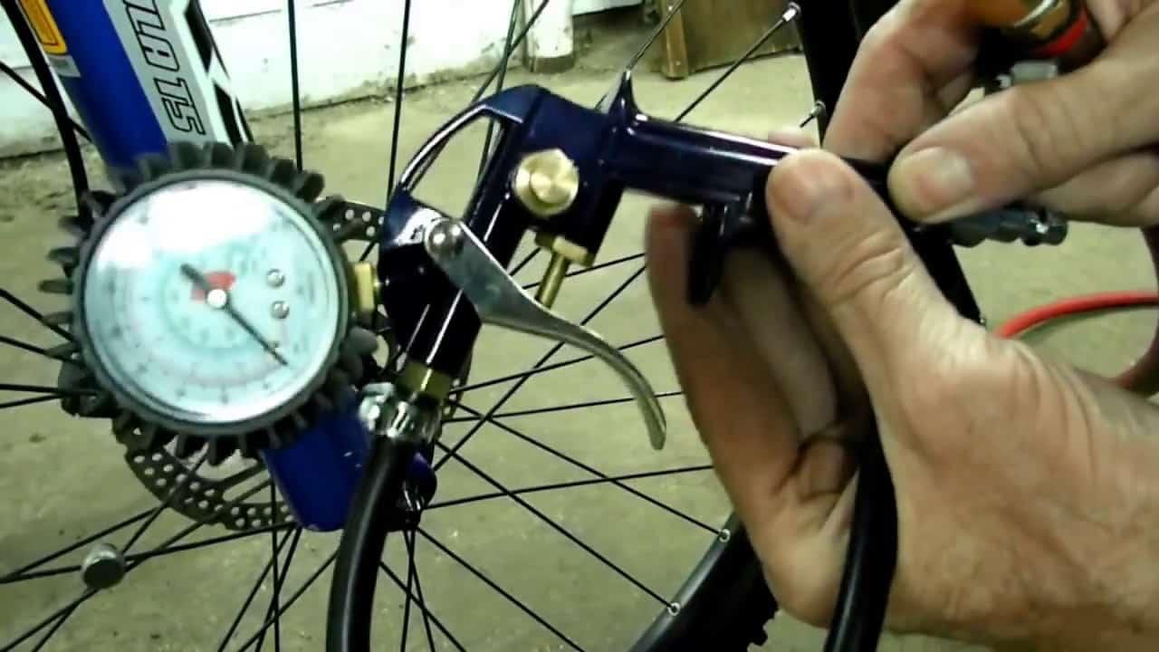 Best Air Compressor for Bike Tires