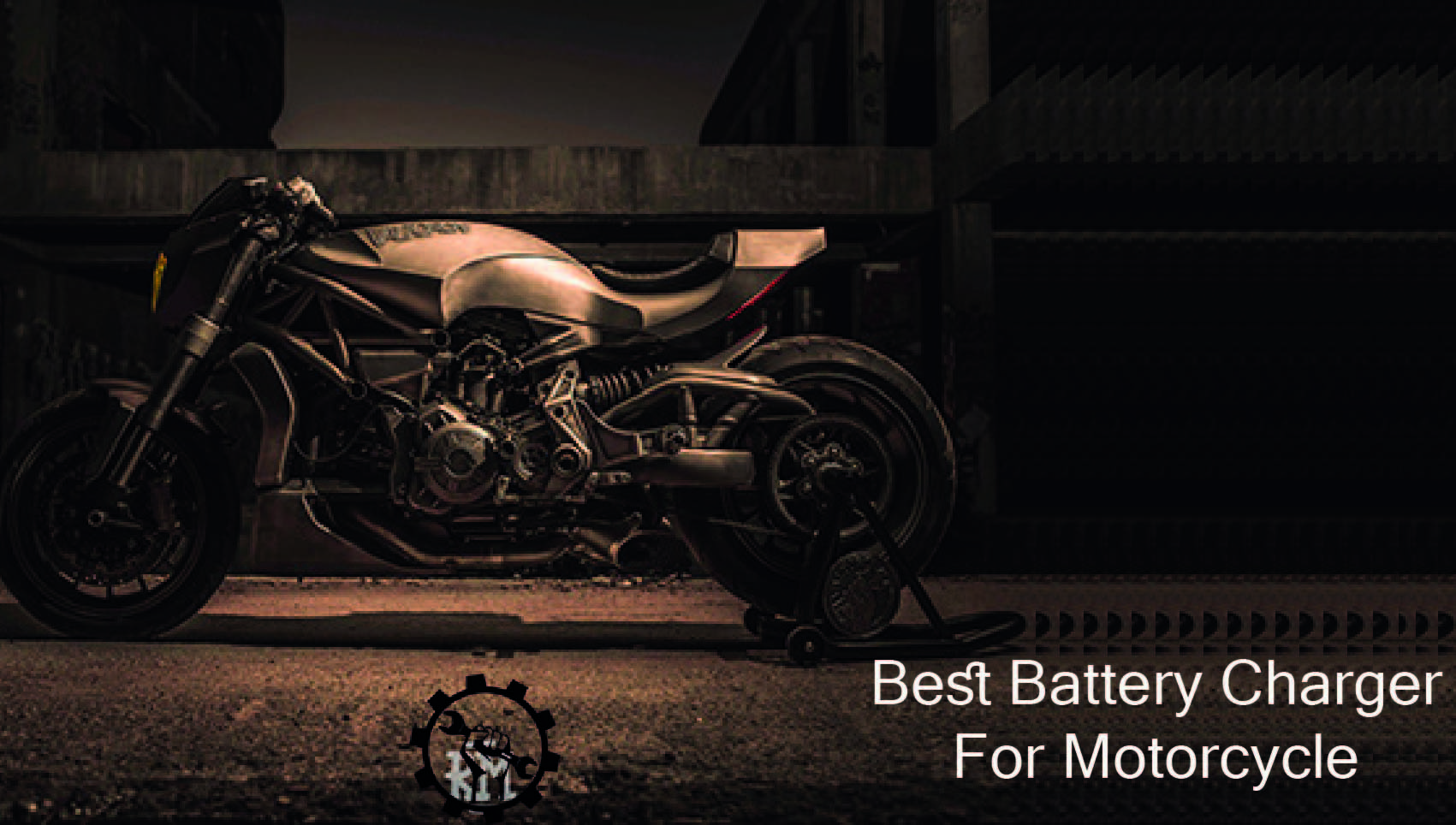 best battery charger for motorcycle