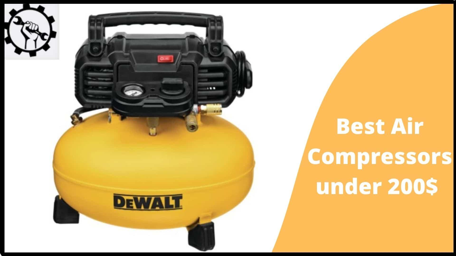 Best Air Compressors under 200$