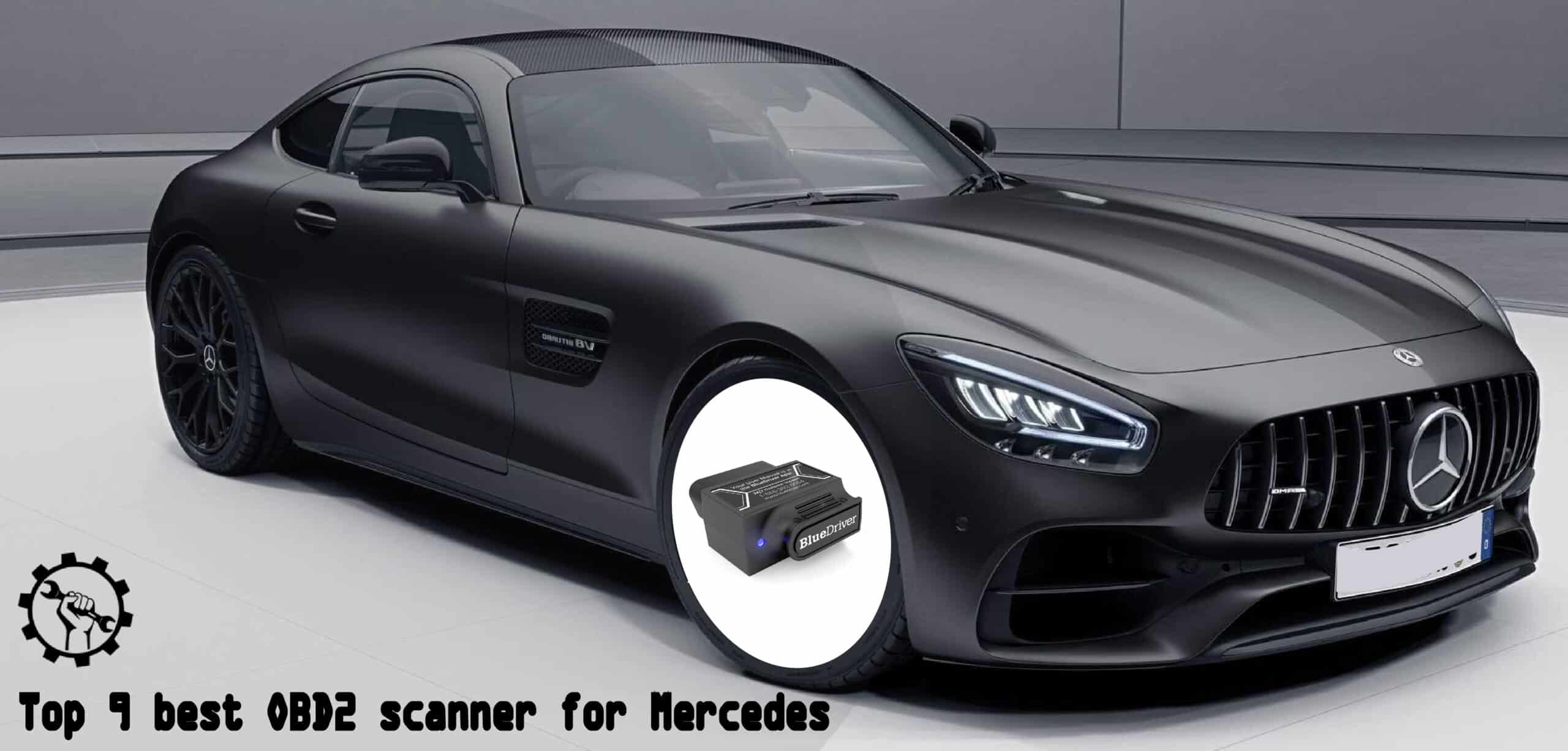 best OBD2 scanner for Mercedes