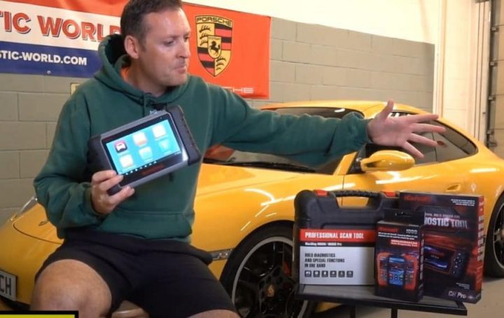 before buying an obd2 scanner with live data