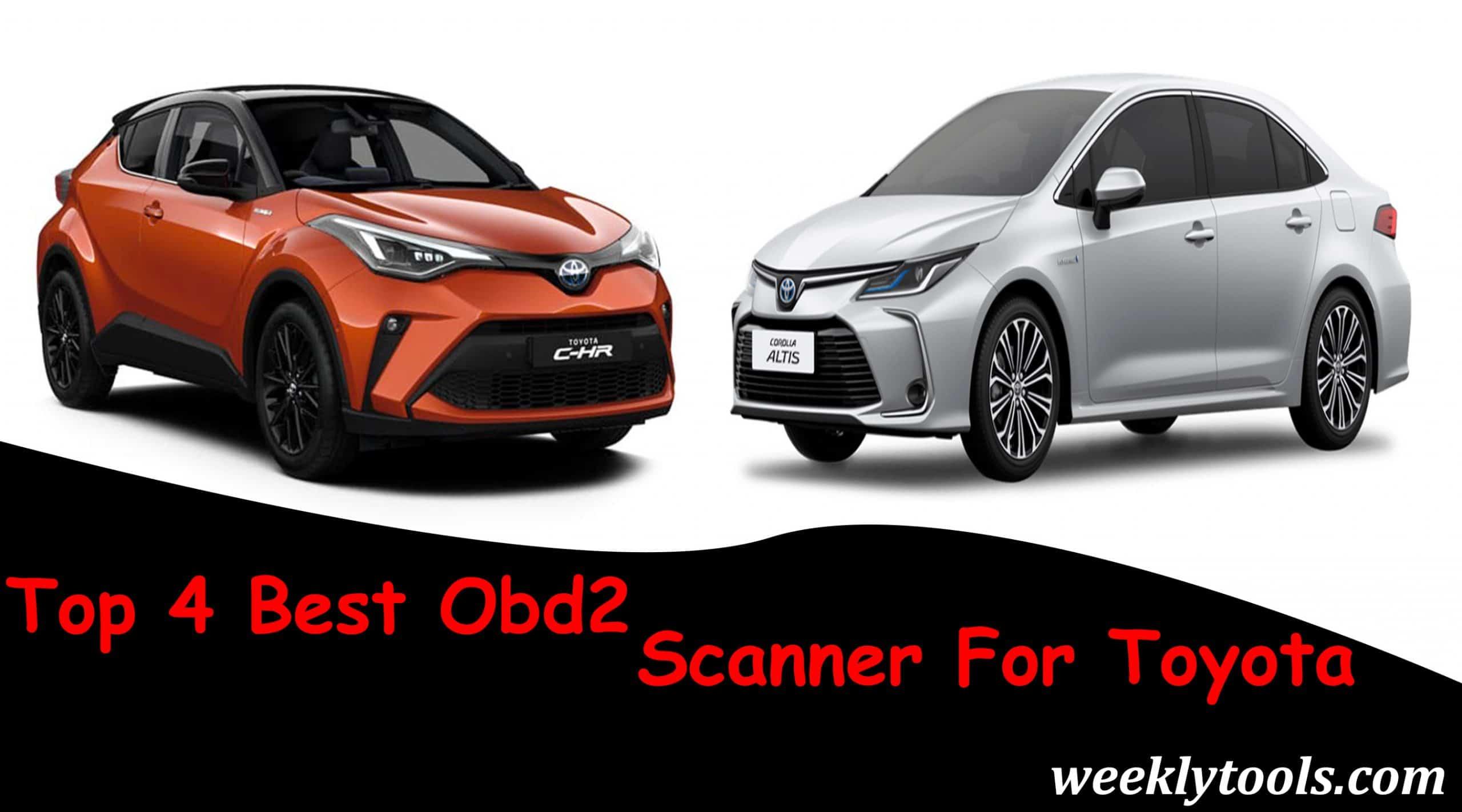 Best Obd2 Scanner For Toyota