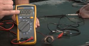 Check an OBD2 sensor
