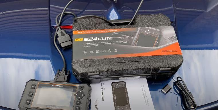 Foxwell obd2 scanner