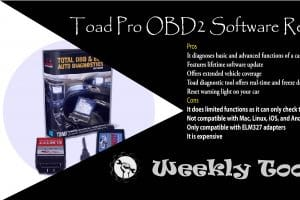 toad pro review