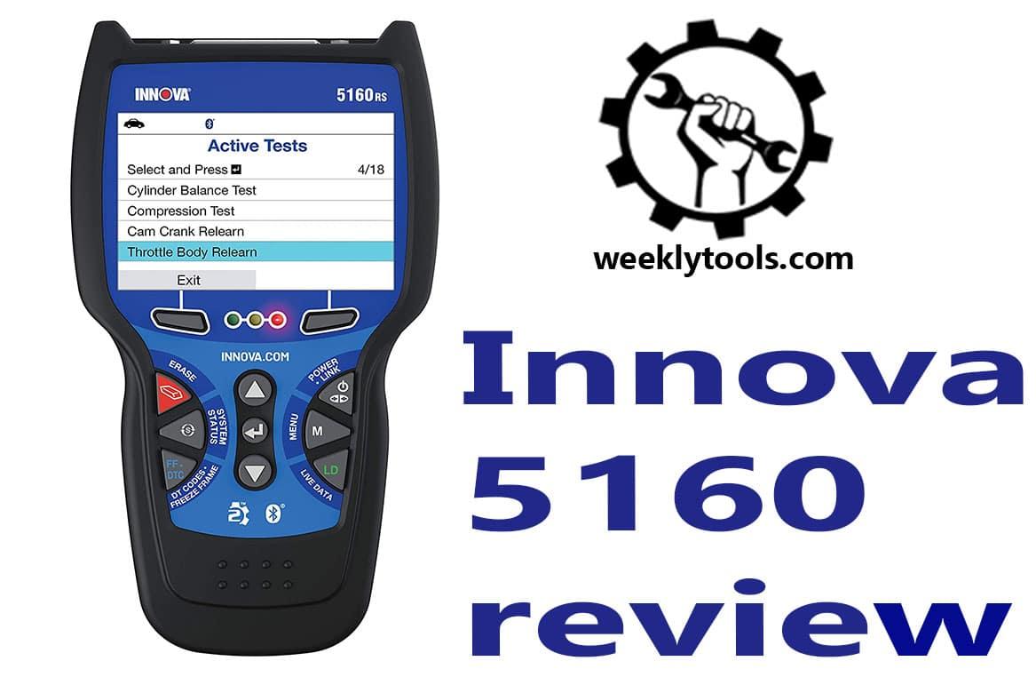 Innova 5160 review