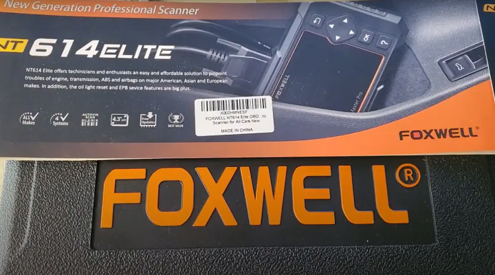 Foxwell NT614 Elite review